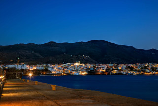 andros island aneroussa hotel nightlife