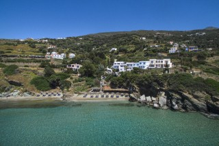aneroussa andros beach hotel