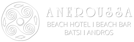 Aneroussa Beach Hotel in Andros