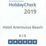 aneroussa hotel quality